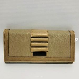 BURBERRY Beige Wallet #8075